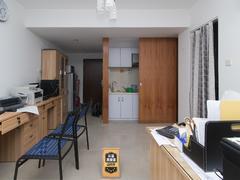 风临国际 精装一房一厅 3号地铁线吉祥站物业二手房效果图