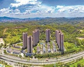龙华福城南产业片区土整项目启动,将释放约130万平产业空间