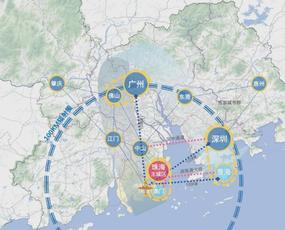 大湾区又一枢纽来了,承接3大高铁!珠海中心站城市设计竞赛