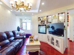 皇岗花园 顶层复式楼 4室2厅2卫 精美住宅装修 诚售