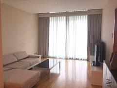 红树西岸 看过来 少有深圳湾美景2室2厅116.64m²租房效果图