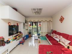中海康城国际 3室2厅87.52m²整租租房效果图