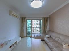 凯茵新城雅湖居 3室2厅103.91m²精装修二手房效果图
