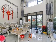 金地湖山大境 6室3厅1厨4卫 333.22m² 精致装修二手房效果图