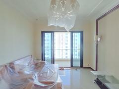 恒大海泉湾花园 3室2厅1厨1卫 91.0m² 精致装修二手房效果图