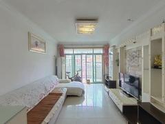 布吉阳光花园 3室2厅80.38m²整租租房效果图