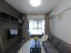 宝能太古城花园南区 1室2厅40.87m²整租租房效果图