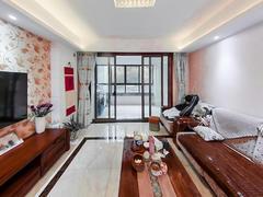 世茂江滨花园峻景湾 4室2厅1厨2卫 135.6m² 精致装修二手房效果图