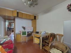 建国南苑 2室1厅58.59m²整租租房效果图