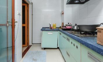 广州冠军城厨房照片_冠军城 电梯精装修2房 户型方正 交通方便