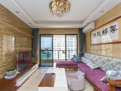 季华金品 精致装修三房 拎包入住 物业设施齐全 高楼层二手房效果图