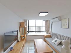 远洋新干线一期 1室1厅1厨1卫 32.48m² 精致装修二手房效果图