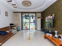 凤凰城家家景园桂香堤岸二期 精装两室两厅二手房效果图