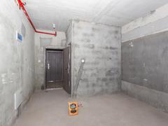 前海禧食街 近一号线固戍站   电梯高层一房一厅  有小区花园二手房效果图