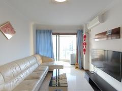 漾日湾畔 精装2房,高层采光很好租房效果图