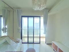 恒大海泉湾花园 1室1厅56m²精装修二手房效果图