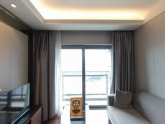 京基滨河时代广场 2室1厅66m²整租租房效果图