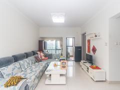 万科清林径 2室2厅78.87m²精装修二手房效果图