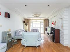 东方花园 3房,采光和装修都很好,价格也合适二手房效果图