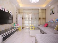 瑞地祥和府 2室2厅1厨1卫 89.43m² 精致装修