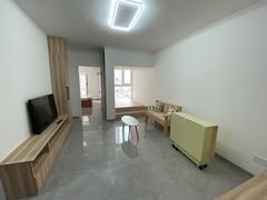 现代城华庭 花园社区,户型方正,精装两房,家电全齐租房效果图
