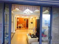 宏发领域 3室2厅111m²整租租房效果图