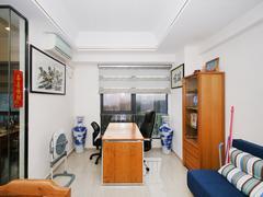 万达广场 2室1厅1厨1卫 64.0m² 整租租房效果图