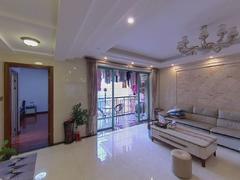 凤山水岸花园 3室2厅123m²满五年二手房效果图