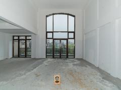 观湖园 70年深圳产权临湖大双拼大气挑高客厅带花园私家码头二手房效果图