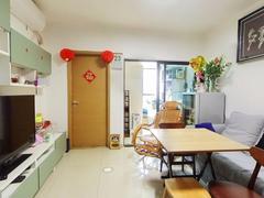 四海公寓 近四海公园 二小二中 中层精装 48㎡ 一房一厅