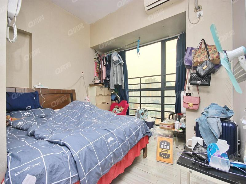 华商时代公寓 没有名额的福音 精装不限购单身公寓 租金2500