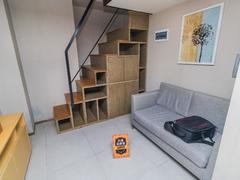 怡泰大厦 1室1厅29.88m²整租租房效果图