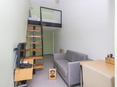 怡泰大厦 精装修户型方正复式两房一厅总价低二手房效果图