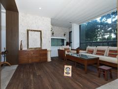 圣莫丽斯 精装板楼大平面 家私家电全齐 拎包入住租房效果图