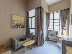 怡泰大厦 1室1厅57.27m²精装修二手房效果图