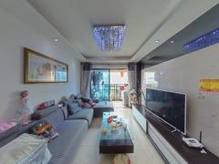 中珠上郡一期 2室2厅78m²满五年二手房效果图