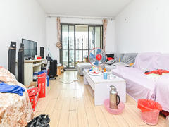 世茂江滨花园峻景湾 2室2厅1厨1卫 88.08m² 普通装修二手房效果图
