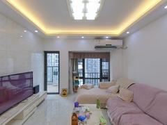 满京华喜悦里华庭 地铁站住家出售、满五年、住家精装修二手房效果图