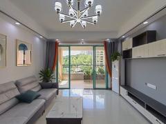 凤山水岸花园 3室2厅118m²精装修二手房效果图
