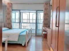 佳兆业大都汇 地铁布吉站100米的单身公寓,家私家电全租房效果图