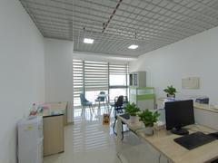 六和城 坪山六和城精装50.62平写字楼出租 可以注册公司租房效果图