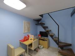怡泰大厦  晒布站东门步行街居家复式一房二手房效果图