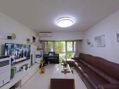 中海怡瑞山居 精装大3房 带双阳台 保养好 满5年二手房效果图