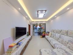 满京华喜悦里华庭 4室2厅1厨2卫89.0m²精致装修二手房效果图