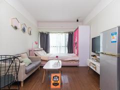置地逸轩 国贸1,9号线,精装1房,家电齐全,看房方便租房效果图