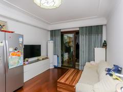 中海8号公馆 3室2厅0厨1卫 85.85m² 精致装修二手房效果图