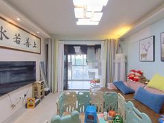 金地梅陇镇 品质2房户型时尚美观居家精选安静看花园二手房效果图