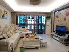 嘉悦名都名校1号花园 3室2厅139m²整租租房效果图