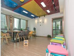 六和城 坪山写字楼出租,配有空调,有独立卫生间,双面采光租房效果图