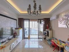 中信领航二期 精美装修 4室2厅89.8m²满五年二手房效果图